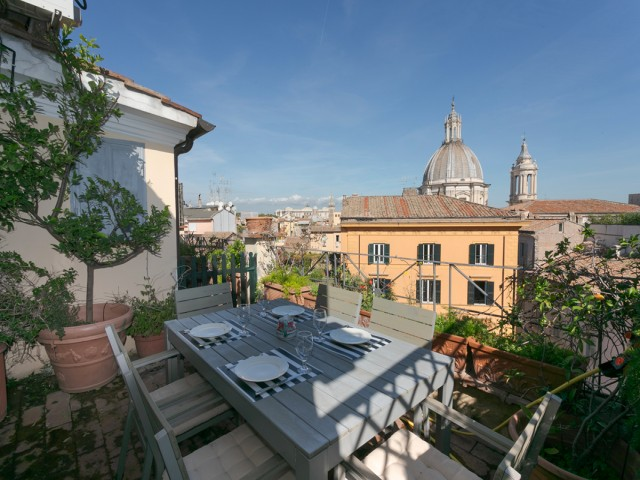 Campo de Fiori Lovely Apartment